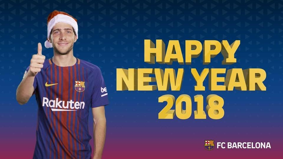 Happy New Year! *2018*