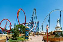 Port Aventura - Parc d'Attractions Barcelone